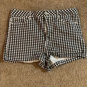 Forever 21 size 31 high waisted shorts